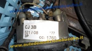 JEEP  CJ 3B DEL 1977 1760cc.