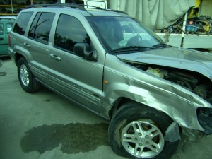 JEEP  Grand Cherokee DEL 2006 4700cc.