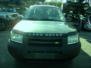 LAND ROVER  Freelander DEL 2001 2000cc.