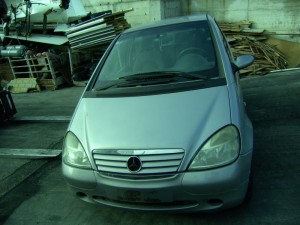 MERCEDES-BENZ  A 170 DEL 2000 1689cc. 170 CDI