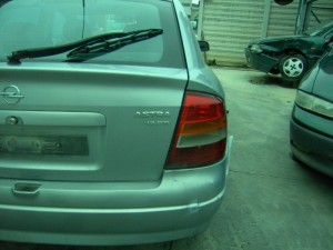 OPEL  Astra DEL 2000 1700cc. DTI