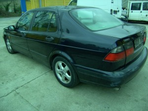 SAAB  9-5 DEL 2000 2000cc. 16V