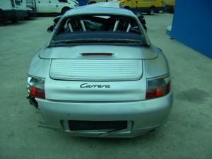 PORSCHE  911 (996) DEL 2002 3387cc.