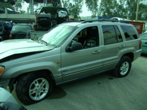 JEEP  Grand Cherokee DEL 2003 4700cc. V8