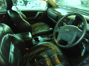 JEEP  Grand Cherokee DEL 2000 2700cc.