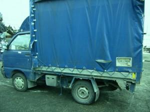 PIAGGIO  Porter DEL 2004 1400cc. TIPPER-SRL