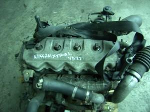 NISSAN  X-Trail DEL 2003 2200cc.