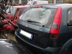 FORD  Fiesta DEL 2003 1242cc. 1.2 16V