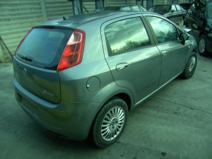 FIAT  Grande Punto DEL 2006 1300cc. MTJ