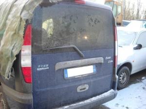 FIAT  Doblo DEL 2002 1596cc. 1.6 16v