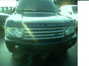 LAND ROVER  Range Rover DEL 2005 3000cc. 2926 D LM