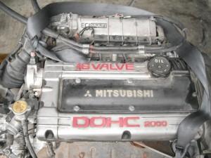 MITSUBISHI  Eclipse DEL 1994 2000cc.
