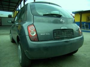 NISSAN  Micra DEL 2000 1461cc.