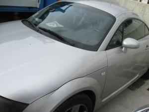 AUDI  TT DEL 2000 1800cc. AJQ