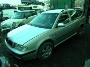 SKODA  Octavia DEL 2001 1896cc. TDI