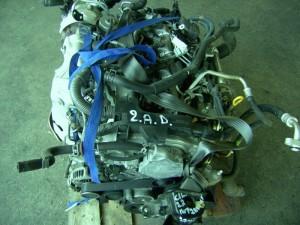 TOYOTA  RAV 4 DEL 2007 2200cc. TDI CON    FAP