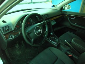 AUDI  A4 DEL 2001 1896cc. TDI