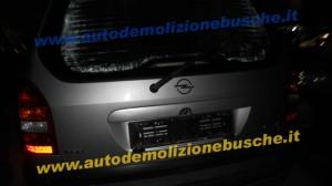 OPEL  Zafira DEL 1999 1800cc. 16v
