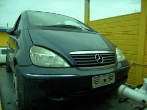MERCEDES-BENZ  A 160 DEL 2001 1598cc.