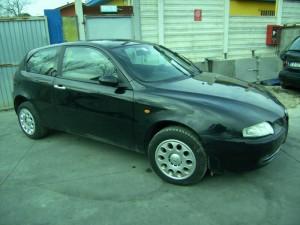 ALFA ROMEO  147 DEL 2004 1598cc.