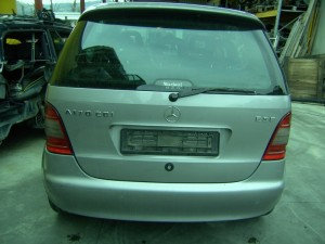 MERCEDES-BENZ  A 170 DEL 2000 1698cc.