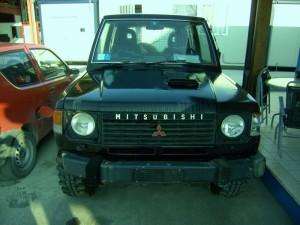 MITSUBISHI  Pajero DEL 1990 2477cc.