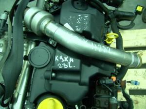 NISSAN  QASHQAI DEL 2008 1500cc.