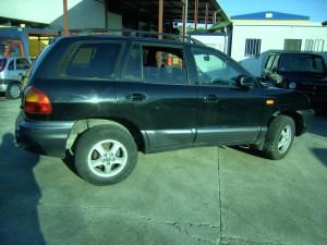HYUNDAI  Santa Fe DEL 2001 2000cc. CRDI TD