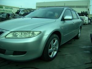 MAZDA  6 DEL 2002 2000cc. 2000 CD  16V 136CV