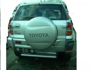 TOYOTA  RAV 4 DEL 2001 1995cc.  RAV 4 2500