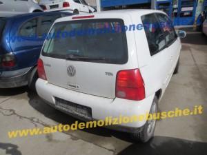 VOLKSWAGEN  Lupo DEL 2003 1422cc. TDI