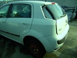 FIAT  PUNTO EVO DEL 2011 1368cc. EVO 1368cc