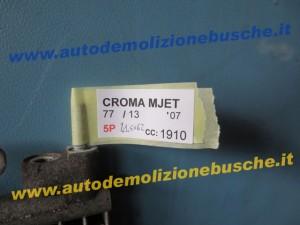 FIAT  Croma DEL 2007 1910cc. mtjet