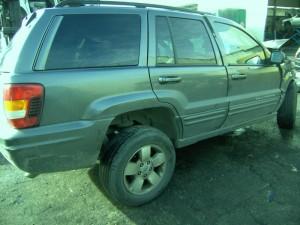 JEEP  Grand Cherokee DEL 2004 2685cc. 2685 DIESEL