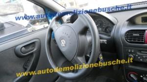 OPEL  Corsa DEL 2001 1200cc.