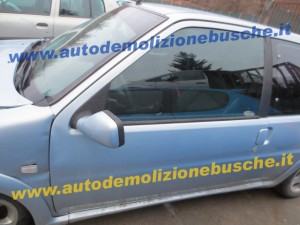 PEUGEOT  106 DEL 2001 1360cc.