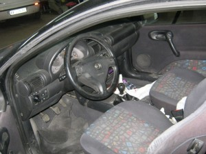 OPEL  Tigra DEL 1999 1600cc.