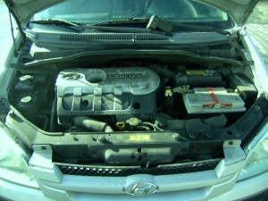 HYUNDAI  Getz DEL 2004 1500cc. 1.5 CRDI 12V