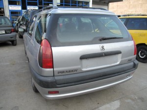 PEUGEOT  306 DEL 1997 1587cc.