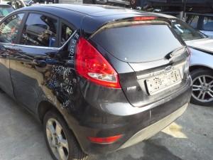FORD  Fiesta DEL 2010 1560cc.