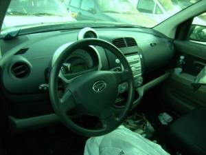 DAIHATSU  Sirion DEL 2005 1298cc.