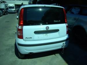 FIAT  Panda DEL 2010 1200cc. 1242