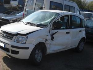 FIAT  Panda DEL 2011 1248cc. 1.3 MJet 70