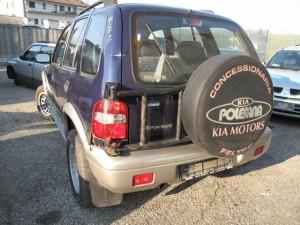 KIA  Sportage DEL 1999 2000cc.