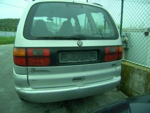 VOLKSWAGEN  Sharan DEL 1997 1896cc.