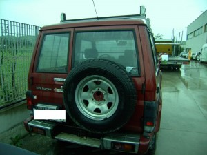 TOYOTA  Land Cruiser DEL 1992 2500cc. 4WD LX TURBO