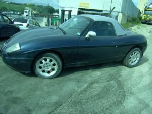 FIAT  Barchetta DEL 2001 1800cc.