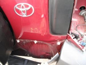 TOYOTA  RAV 4 DEL 1995 2000cc.