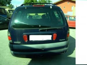 RENAULT  Espace DEL 2001 2188cc. 2.2CC DCI