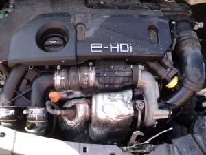 CITROEN  C3 DEL 2012 1560cc.